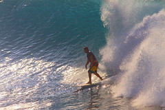 poise (bluewavechris) Tags: ocean sea sun water face fun hawaii surf action surfer board wave maui calm spray foam surfboard swell poise transcend