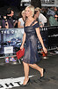 Jenni Falconer The European Premiere of 'The Dark Knight Rises' held at the Odeon West End - Arrivals. London, England