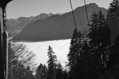 Above the clouds, Switzerland (KatherineB.) Tags: switzerland mount pilatus swissmountains