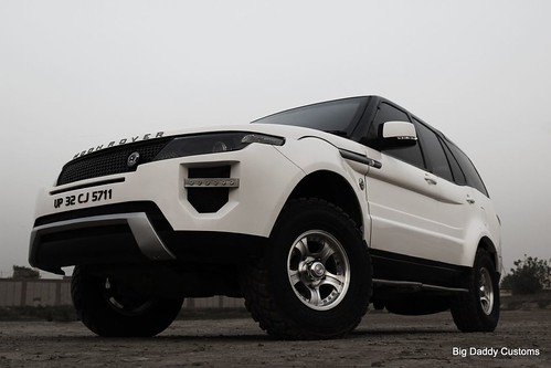 Modified-Tata-Safari