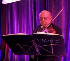CharanSalsa @ Cipriani Club 55 NY, Lewis Kahn violin (raniel1963) Tags: ny manhattan violin wallstreet salsa charanga lewiskahn charansalsa ciprianiclub55 charansalsaciprianiclub55ny charansalsaatciprianiclub55 raniel1963raniel1963raniel1963