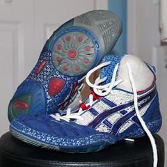 Asics Ultratek Wrestling Shoes