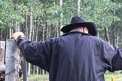 COLORADO COWBOY (AZ CHAPS) Tags: ranch cowboy colorado duster aspen