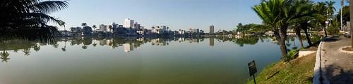 Panorâmica da Lagoa Paulino