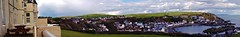 Panoramic Portpatrick from the North (Jani Helle) Tags: panorama hotel scotland portpatrick dumfriesandgalloway portphdraig september2011 portpatrickhotel portpatrickpanorama