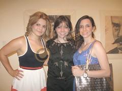6. Jose Martínez, Ada Gastélum y Pamela Casarez