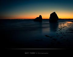 Praia dos Três Irmãos (Matt Parry Photo) Tags: longexposure sunset sea praia beach canon dusk lagos dos algarve alvor irmãos três 60d mattparry