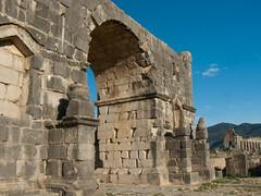 Volubilis / Walili Morocco (Chico Boomba) Tags: africa old ancient phil north morocco plata phillip myth volubilis romanruins mythic walili chicoboomba