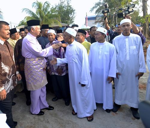 Majlis Berbuka Puasa Bersama Rakyat Negeri Terengganu.