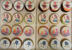 Backyardigans (arce baked goods) Tags: cake kids cupcakes pops backyardigans