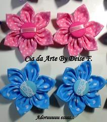 flores29 - Cópia (CIA DA ARTE BY DEISE F.♥) Tags: flores de fuxico floresfuxicocenchimento floresgordinhas floresfuxicopontudinha floresdefuxcioredondinha