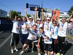 Maratn Corona Quertaro 2012 (DanyelZan) Tags: race marathon meta running queretaro corona finish runners win winners 21k
