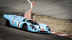 Coupe de Printemps - Porsche 917K Gulf Team (Thibault Le Mer | Photography) Tags: old classic cars car race racecar vintage track gulf porsche 917 trackday autodrome motul 917k chapal ceram utac monthlery linasmonthlery coupedeprintemps parisautoevent