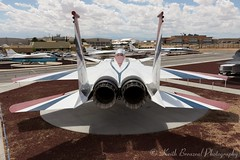 Edwards Pole-Cam NASA © Keith Breazeal-5013 (Keith Breazeal Photography) Tags: jets nasa displays edwards afb experimentalaircraft testaircraft neiarmstrongflightresearchcenter