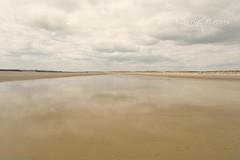 Follow the Clouds (corrine8) Tags: sea sky sun beach clouds reflections coast sand coastal sands camber 2016