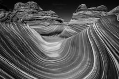 The wave (Stephen Hunt61) Tags: park wild arizona usa nature rock landscape landscapes sandstone rocks desert natural outdoor stones natura landmark icon geology geological erosioni erosions