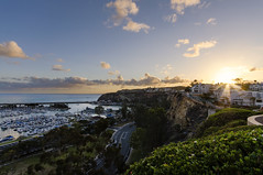   Summer Vibes   (BC _ PHOTOS) Tags: california sunset summer sky sun green beach clouds boats outdoors coast harbor nikon shoot wide sigma expose flare visuals vibes danapoint progression conquer discover d7000