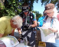 006 Studying The Map (saschmitz_earthlink_net) Tags: california losangeles orienteering griffithpark 2016 laoc losangelesorienteeringclub