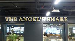 Angel`s Share, Dublin Airport. (piktaker) Tags: ireland dublin bar pub inn eire tavern pubsign dublinairport roi innsign publichouse republicofireland angelsshare