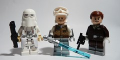 May the Fourth Be With You! - The Empire Strikes Back (Random_Panda) Tags: film movie star lego fig films character figure movies characters wars minifig minifigs figures figs minifigure minifigures