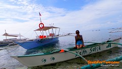Balicasag-Island-Seats-For-Two (livingMarjorney) Tags: travel beach couple philippines husband bohol wife philippinebeach balicasagisland seatsfortwo
