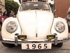 Kaf001 (Andrew Pataki/prodigalphoto.com) Tags: history vw volkswagen beetle headlights front german oldtimer 1965 foglights