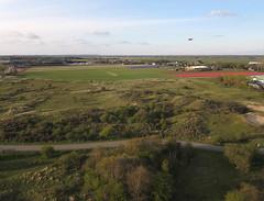 Bakkum-Noord (3) (de kist) Tags: dunes thenetherlands aerial bulbs kap duinen bollen bulbfields bollenvelden bakkum natura2000 oudeduinen bakkumnoord