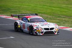 British GT Oulton Park-2695 (WWW.RACEPHOTOGRAPHY.NET) Tags: 7 gt3 bmwz4 oultonpark britishgt joeosborne britgt amdtuningcom leemowle