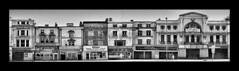 Lime Street panorama.  Liverpool, UK. (philipgmayer) Tags: panorama pano picturehouse futurist cinema limestreet liverpool 1000 demolished 1386
