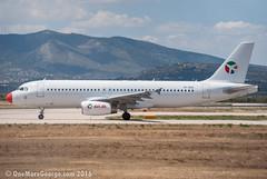 LGAV I 23.05.2016 I Airbus A320-231 I OY-RUS (onemoregeorge.frames) Tags: nikon may greece airbus sas omg a320 ath 2016 lgav d40x danishairtransport onemoregeorge oyrus