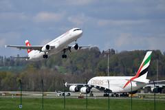 Swiss International Air Lines Airbus A321-111 HB-IOC (Kambui) Tags: schweiz switzerland suisse suiza airplanes sua svizzera aviones avions flugzeuge swissinternationalairlines  avies  aeroplani kambui