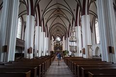 1X4A7732 (Andreas Kobs) Tags: church germany deutschland kirche gotik hanse hansestadt backstein sachsenanhalt tangermnde