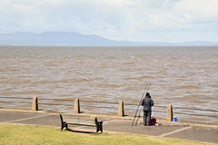 Patience (Charlie Little) Tags: fishing nikon cumbria silloth solwayfirth solwaycoast d7100