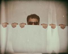 Loop (marcus.greco) Tags: old portrait selfportrait strange hand loop surreal conceptual trama seppia