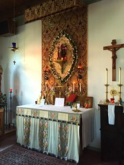 Our Lady of Walsingham (CRNJ) (Lawrence OP) Tags: altar walsingham ourlady blessedvirginmary crnj
