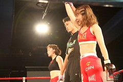 8Y9A8306 (MAZA FIGHT) Tags: girl face japan tokyo fight women shinjuku deep jewels giappone japao mma shooto mixedmartialarts wmm pancrase girlsfight