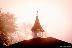 Morning fog, Naugatuck CT_IMG1233 (mariachistatic) Tags: fog pentax connecticut chinon naugatuck 50f17