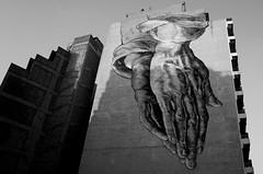 Time to pray (NikosAntonopoulos) Tags: street old building graffiti paint pray athens greece