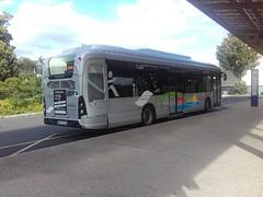 Lacroix rseau Valoise Heuliez GX 337 hyb DW-517-PS (95) n1012 (couvrat.sylvain) Tags: cars bus autobus lacroix parisis heuliez gx337 gx 337 heuliezbus hybride herblay gare beauchamp