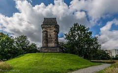 Bismarcksule Dresden-Rcknitz (Norbert Helbig) Tags: monument deutschland dresden nikon europa sachsen bismarck sule d5200