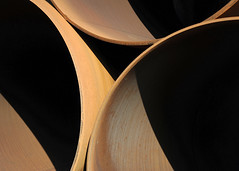 rusty tubes (Werner Schnell Images (2.stream)) Tags: light shadow rust pipes tube tubes pipe rusty rost ws rohre