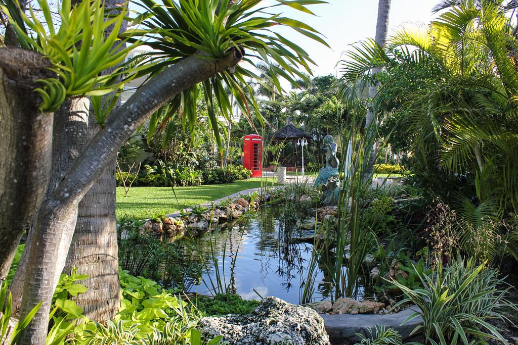 Jardin du Village Royal - Sandals Royal Bahamian - Nassau, Bahamas