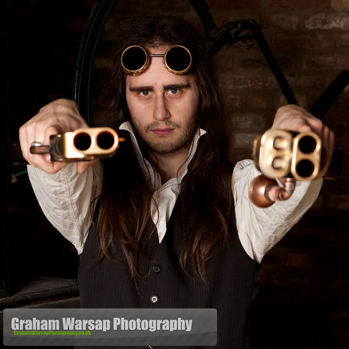 Steam Punk Shoot-8678
