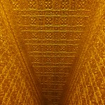 "Gold Ceiling at Botataung Paya <a style=""margin-left:10px; font-size:0.8em;"" href=""http://www.flickr.com/photos/14315427@N00/6920936862/"" target=""_blank"">@flickr</a>"