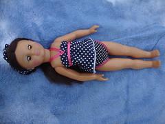 En traje de baño (Marudelbly) Tags: mexicana juanita muñeca pérez