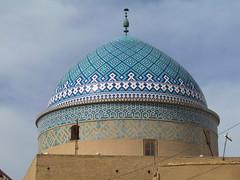 Mausoleum of Seyed Rokn al Din, Yazd (twiga_swala) Tags: old architecture town persian al iran persia mausoleum iranian din yazd sayyed seyed rokn roknedin