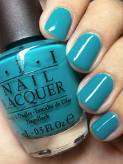 fly, opi (nails@mands) Tags: blue azul fly teal nagellack polish nailpolish mands lacquer opi vernis esmalte smalto verniz nickiminaj