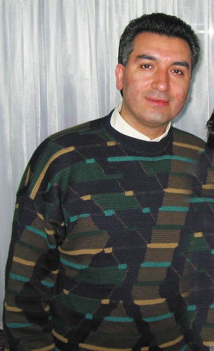 Iranian-Canadian facing death penalty in Iran (حمید قاسمی شال) Tags: canada