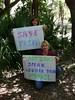 Martina Hipple, Tampa, Florida, USA (endoftheicons) Tags: sumatra orangutan deforestation palmoil tripa internationaldayofaction