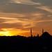 Süleymaniye in Silhouette